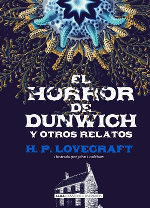 El horror de Dunwich autor H. P. Lovecraft