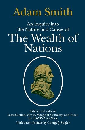 An inquiry into the nature and causes of the wealth of nations. Book I autor Adam Smith