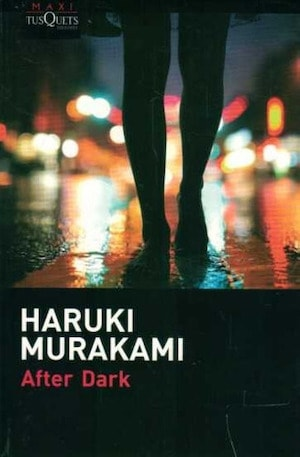 After Dark autor Haruki Murakami
