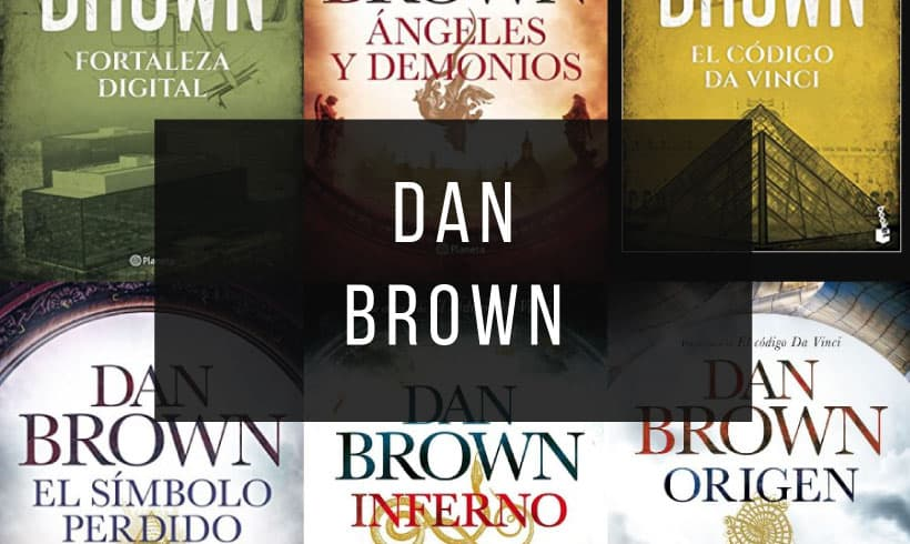 Libros-de-Dan-Brown