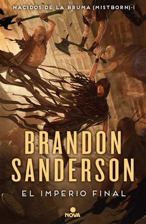 El imperio final - Autor Brandon Sanderson