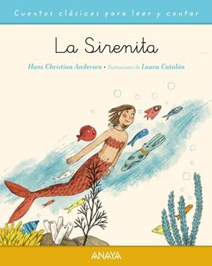 La sirenita - autor Hans Christian Andersen